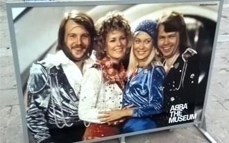 מוזיאון להקת אבבא - ABBA museum