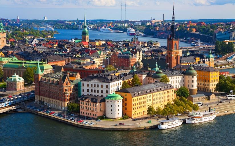 העיר העתיקה של שטוקהולם